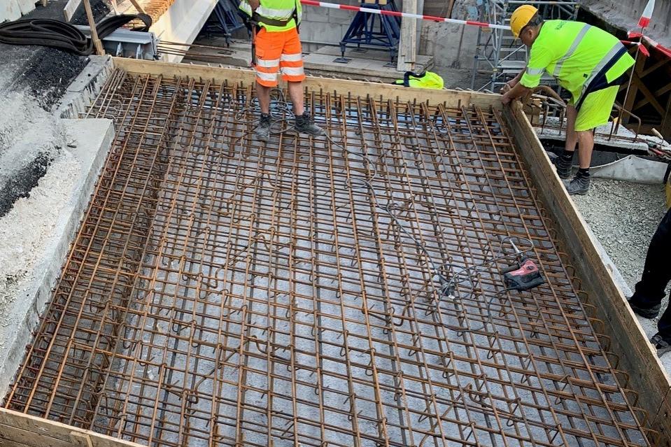 Oprava mostu u Staré Boleslavi - aktuální stav