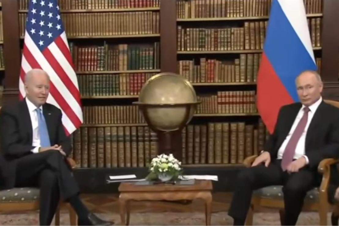 Putin: Na lidská práva si jen hrajete, co Guantánamo a vězení CIA?