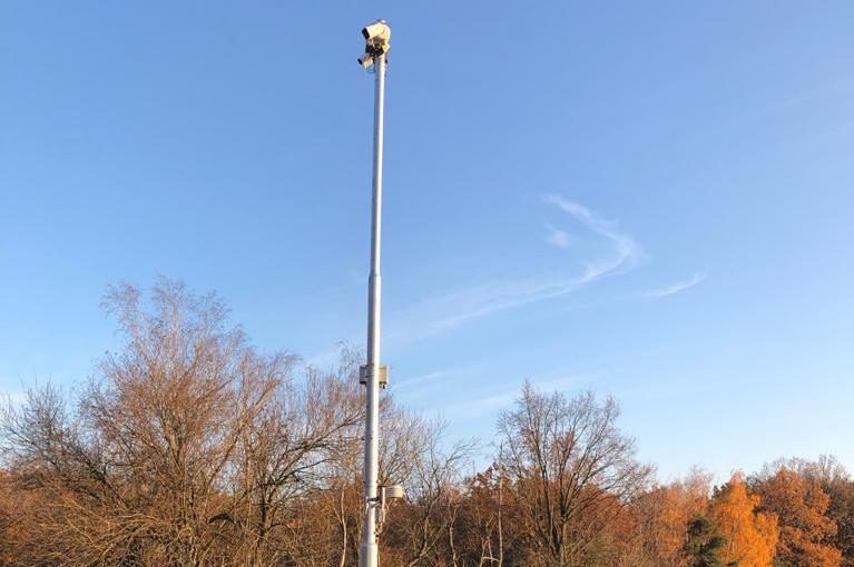 Meteorologické stanice jsou součástí systému dopravní telematiky